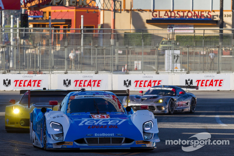 #01 Chip Ganassi Racing Riley Ford: Scott Pruett, Memo Rojas