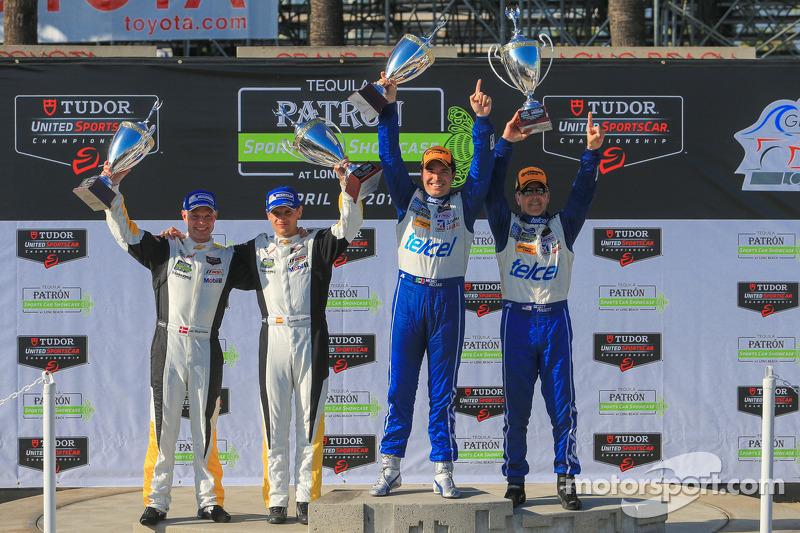 #3 雪佛兰克尔维特 Racing 雪佛兰 雪佛兰克尔维特 C7.R: 扬·马格努森, 安东尼奥·加西亚 和 #01 Chip Ganassi Racing Riley 福特: 斯科特·普鲁厄特, 梅