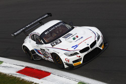 #44 Oman Racing Team 阿斯顿马丁 Vantage GT3: Stephen Jelly, Ahmad Al Harty, Michael Caine