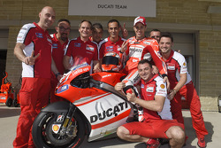 Andrea Dovizioso, Ducati Takımı