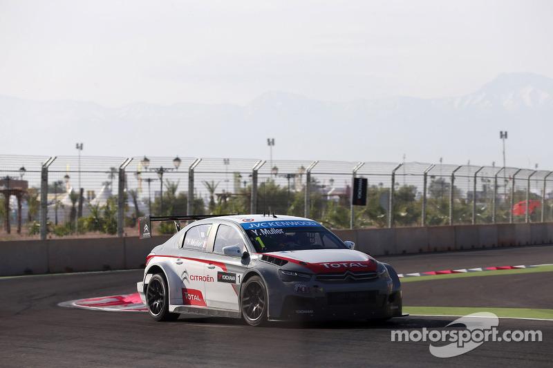 Yvan Muller, Citroen C-Elysée WTCC, Citroen Total WTCC