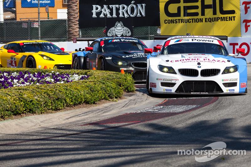 #56 宝马 Team RLL 宝马 Z4 GTE: 迪克·穆勒, 约翰·爱德华兹