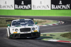 #7 M-Sport Bentley Bentley Continental GT3: Guy Smith, Steven Kane, Andy Meyrick