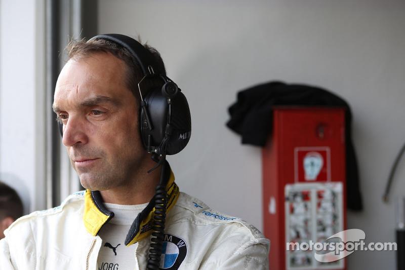 约格·穆勒,宝马奖杯车队Marc VDS,宝马Z4 GT3
