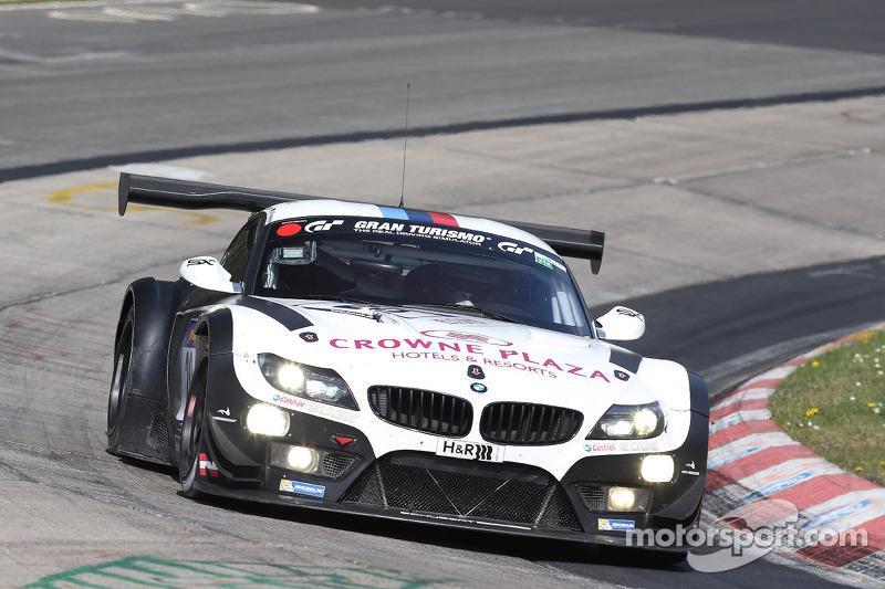 Jens Klingmann, Claudia Hurtgen, Martin Tomczyk, BMW Sports Trophy Team Schubert, BMW Z4 GT3