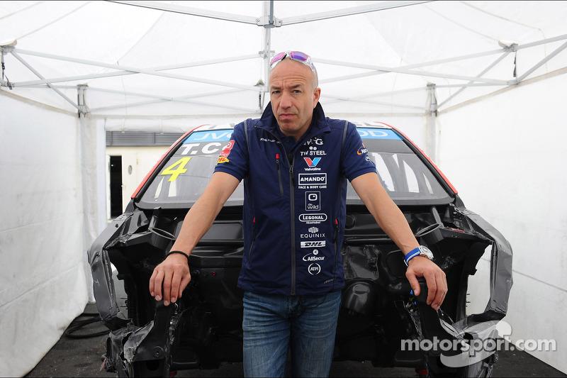 Tom Coronel, Chevrolet Cruze RML TC1, Roal Motorsport, mancherà alla WTCC Race of France di questo fine settimana