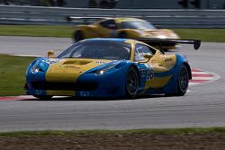 #96 Team Ukraine Ferrari F458 İtalya GT3: Andriy Kruglyk, Sergii Chukanov, Alessandro Pier Guidi