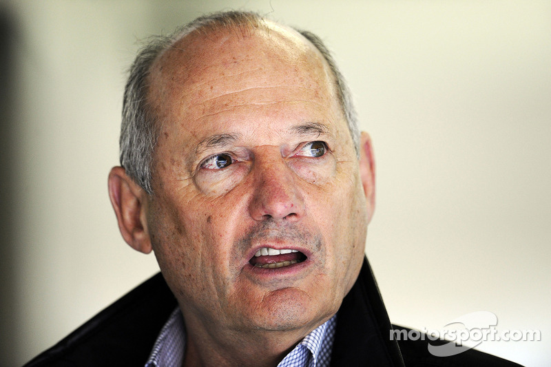 Ron Dennis, McLaren