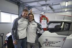 Happy Easter from Niki Mayr-Melnhof, Markus Winkelhock