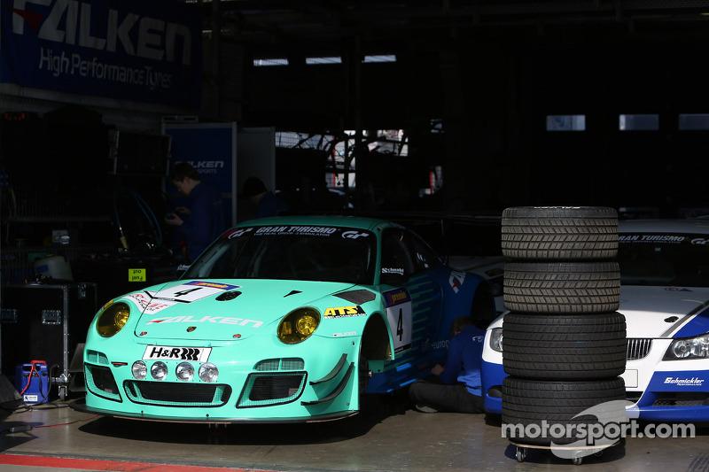 Wolf Henzler, Martin Ragginger, Alexandre Imperatori, Falken Motorsport, Porsche 911 GT3 R