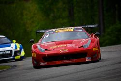 #16 R.Ferri Motorsports Ferrari 458 GT3: Nick Mancuso