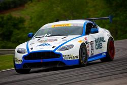 #34 Natural Cures Aston Martin GT4: Nick Esayian