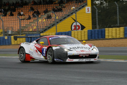 #4 Sport Garage Ferrari 458 İtalya: Gilles Vannelet, Bruce Lorgère-Roux