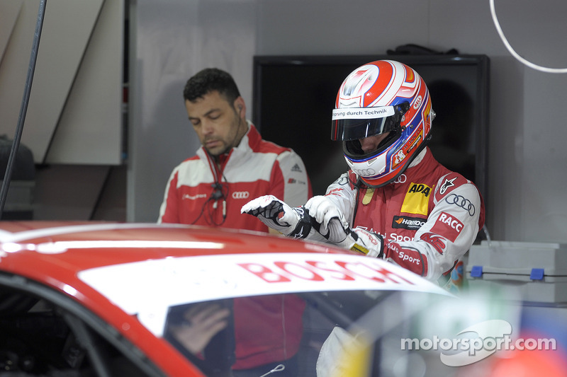 Miguel Molina, Audi Sport Team Abt Sportsline, Audi RS 5 DTM, Retrato