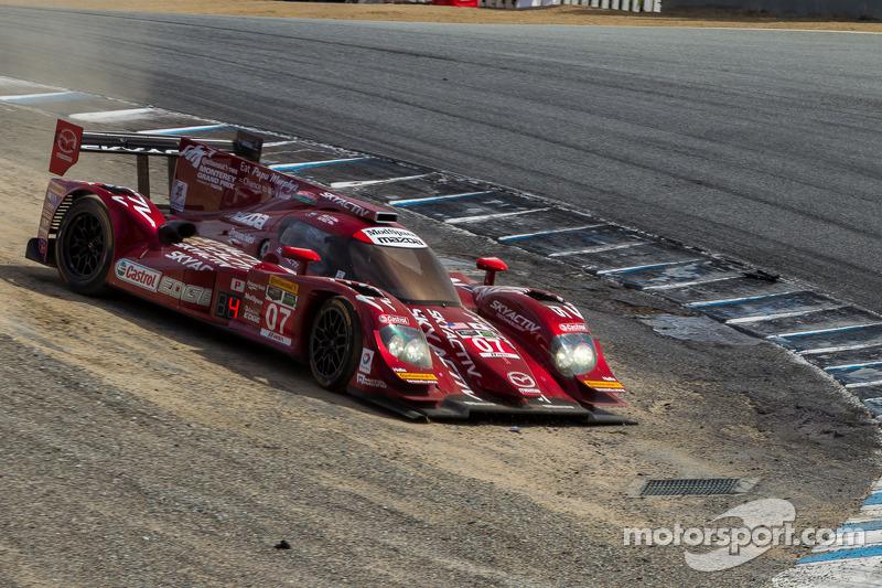 #07 SpeedSource Mazda: Joel Miller, Tristan Nunez
