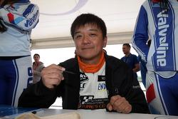 Yukinori Taniguchi, Honda Civic WTCC, NIKA Racing