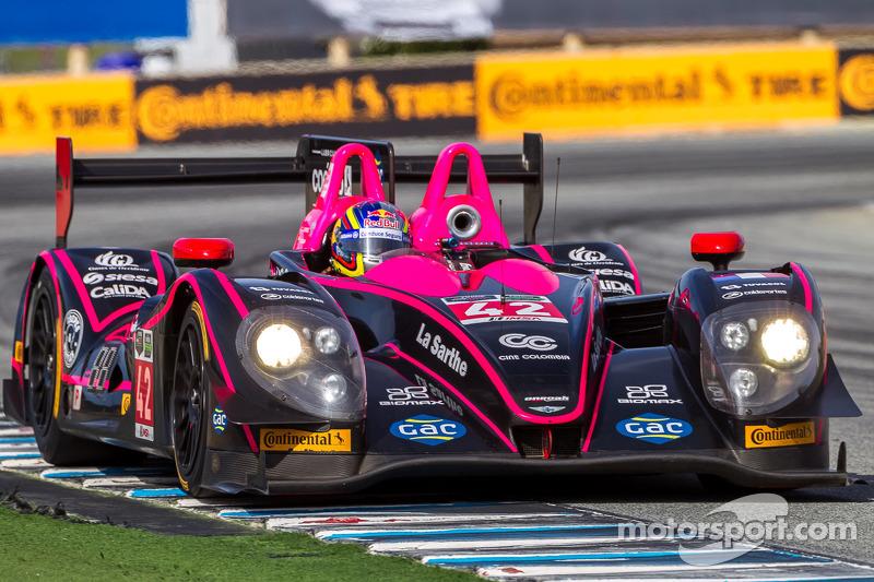 #42 Oak Racing 摩根 日产: 古斯塔沃·亚卡曼, 阿历克斯·布伦德尔