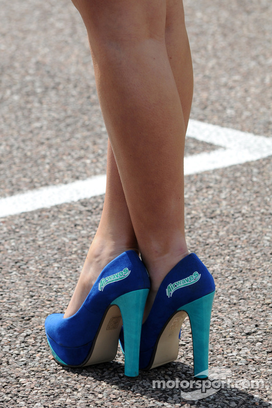 Sapatos da Airwaves Racing