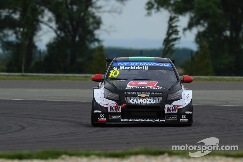 Gianni Morbidelli, Chevrolet Cruze RML TC1, ALL-INKL_COM Munnich Motorsport