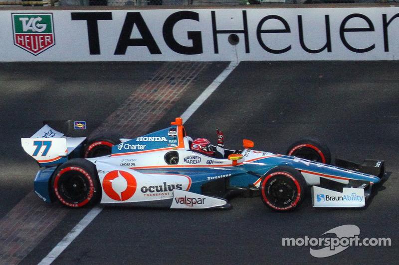 Simon Pagenaud, Schmidt Peterson Hamilton Motorsport Honda, vince