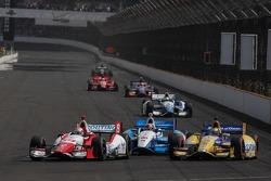 Justin Wilson, Dale Coyne Corse Honda
