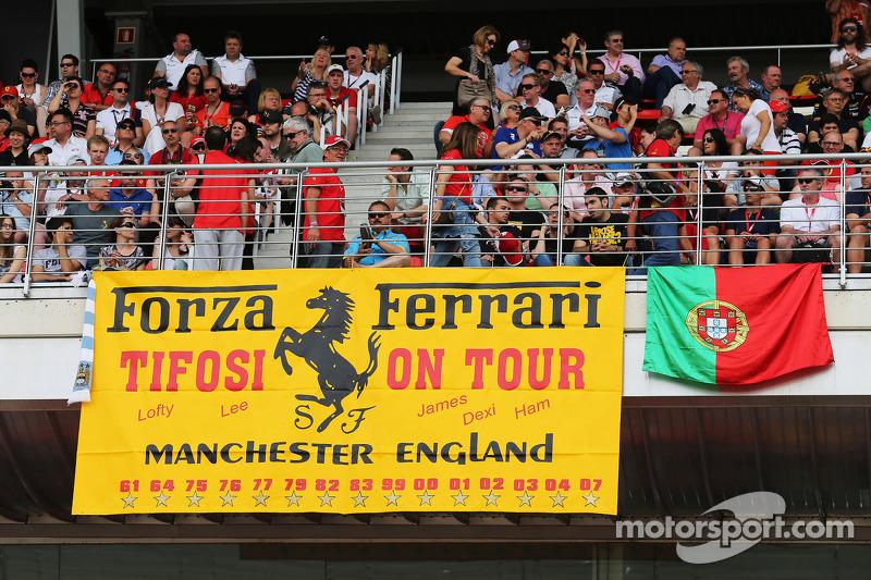 Ferrari banner