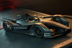 DS Virgin Racing tanıtım