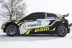 Car of Timur Timerzyanov, GRX Taneco team