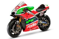 Lancement de l'Aprilia Racing Team