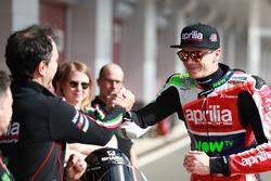 Abesiano, Scott Redding, Aprilia Racing Team Gresini