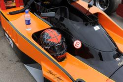 Formula 5000 Demonstration Steve Farthing Lola T332