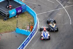 Andre Lotterer, Techeetah, Felix Rosenqvist, Mahindra Racing