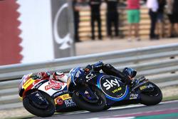 Jorge Navarro, Federal Oil Gresini Moto2 Luca Marini, Sky Racing Team VR46