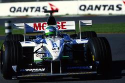 Тора Такаги, Tyrrell 026