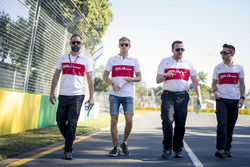 Маркус Эрикссон, Alfa Romeo Sauber F1 Team