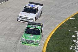 Ben Rhodes, ThorSport Racing, Ford F-150, Wendell Chavous, Premium Motorsports, Chevrolet Silverado SobrietyNation.org