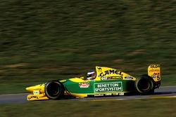 Михаэль Шумахер, Benetton Ford