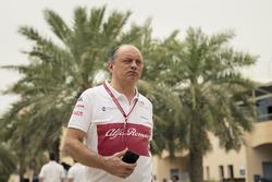 Frederic Vasseur, Sauber