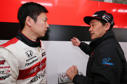#34 Modulo Drago Corse Honda NSX GT3: Ryo Michigami