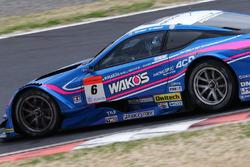 #6 Team LeMans Lexus LC500: Kazuya Oshima, Felix Rosenqvist