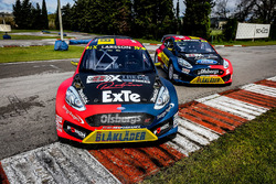 Olsbergs MSE Ford Fiesta unveil