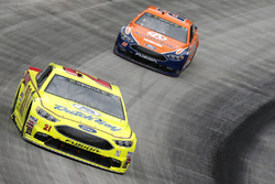 Paul Menard, Wood Brothers Racing, Ford Fusion Menards / Dutch Boy Joey Logano, Team Penske, Ford Fusion Autotrader