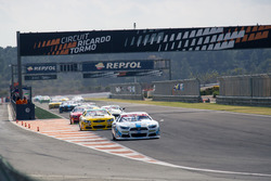 Wilfried Boucenna, Knauf Racing Ford leads