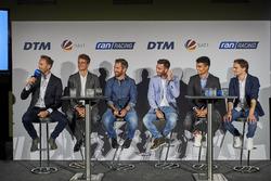 René Rast, Nico Müller, Timo Glock, Philipp Eng, Pascal Wehrlein, Lucas Auer