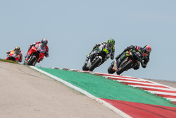 Johann Zarco, Monster Yamaha Tech 3, Cal Crutchlow, Team LCR Honda, Andrea Dovizioso, Ducati Team