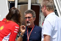 Eddie Jordan, Channel 4 F1 TV