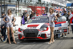 Рене Раст, Audi RS3 LMS TCR, Audi Sport Leopard Lukoil Team