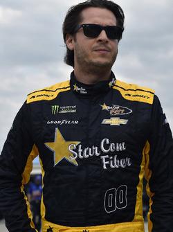 Landon Cassill, StarCom Racing, Chevrolet Camaro