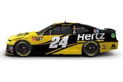 Hendrick Motorsports announcement