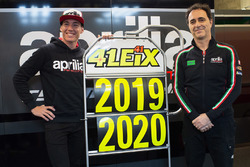 Espargaro Aprilia announcement